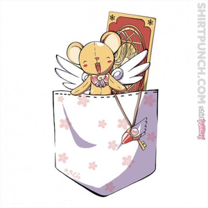 ShirtPunch: Kero-Chan in your Pocket