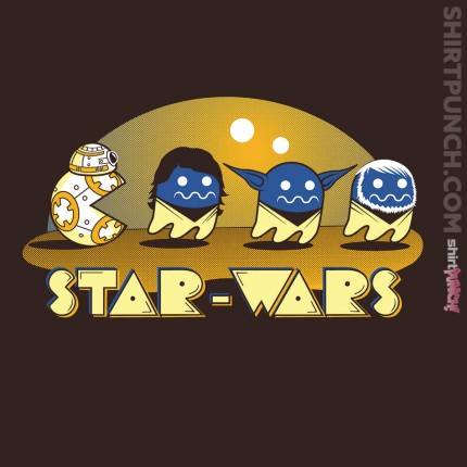 ShirtPunch: Pac Wars