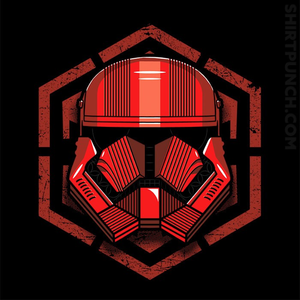 ShirtPunch: Sith Trooper