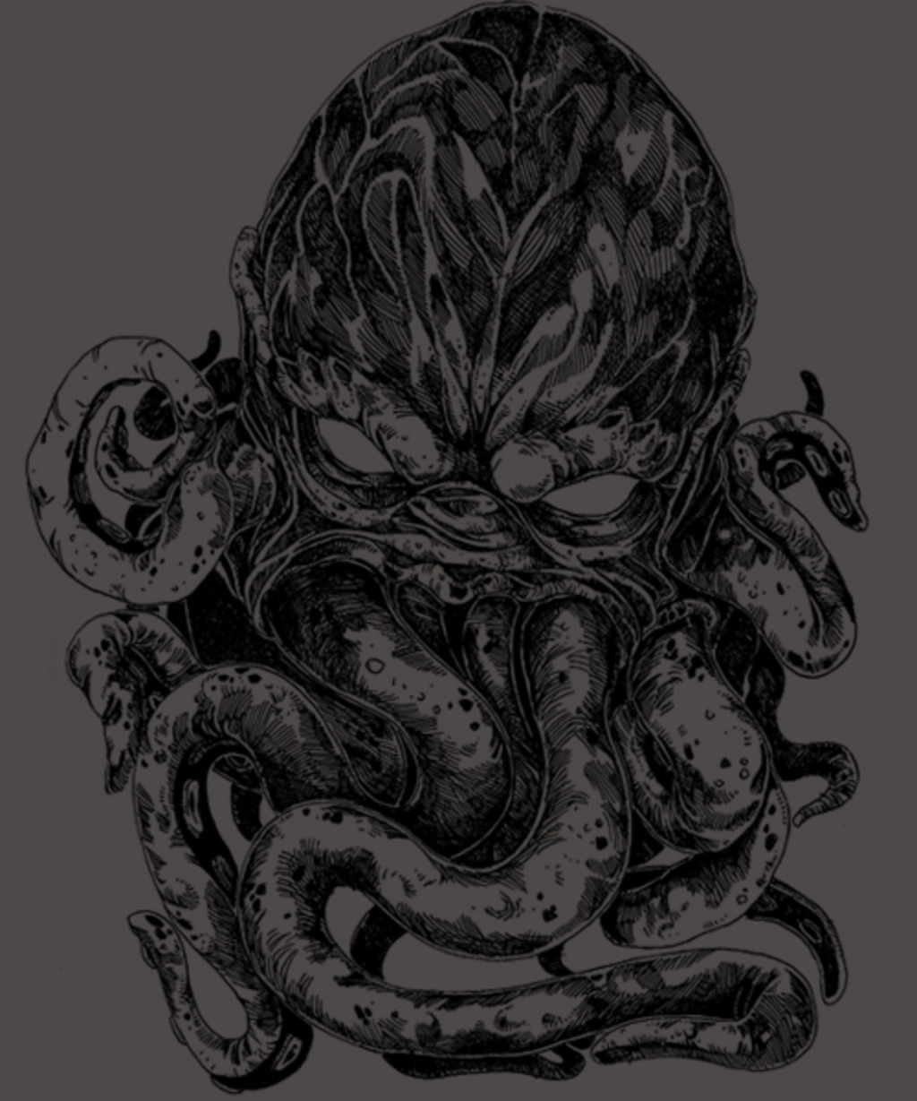 Qwertee: Cthulhu is Coming