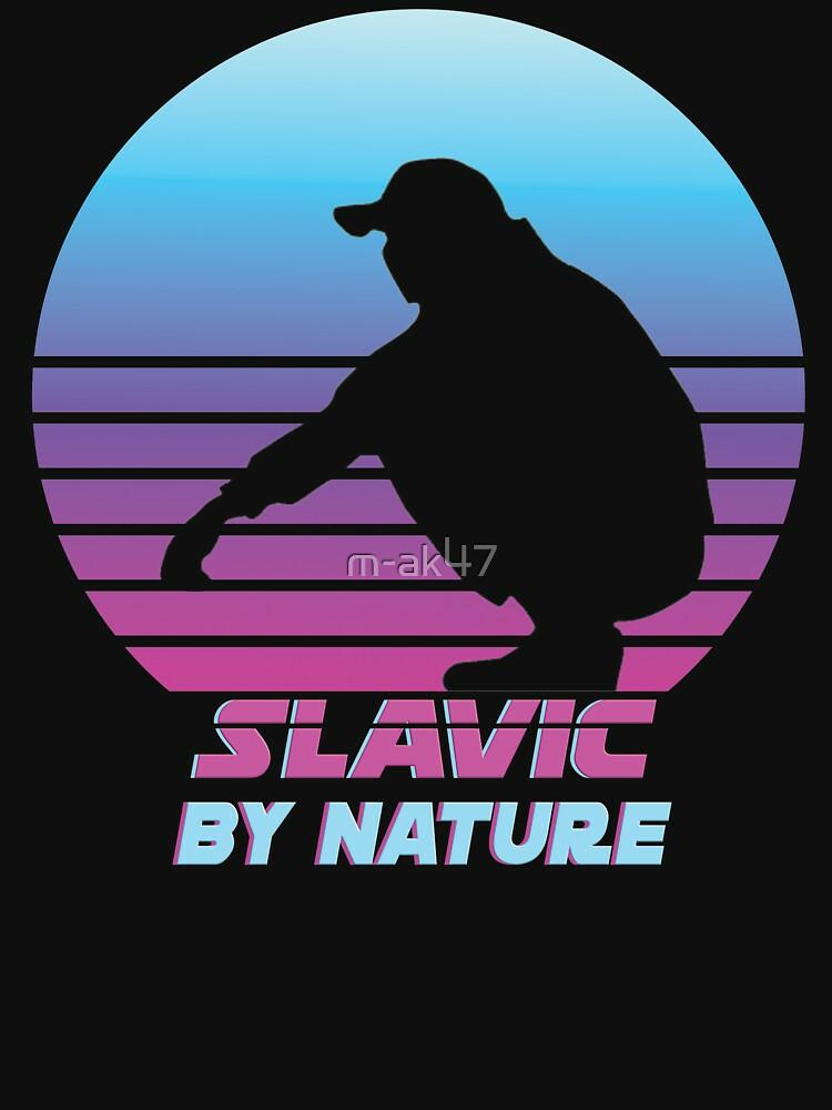 RedBubble: SLAVIC BY NATURE RETRO