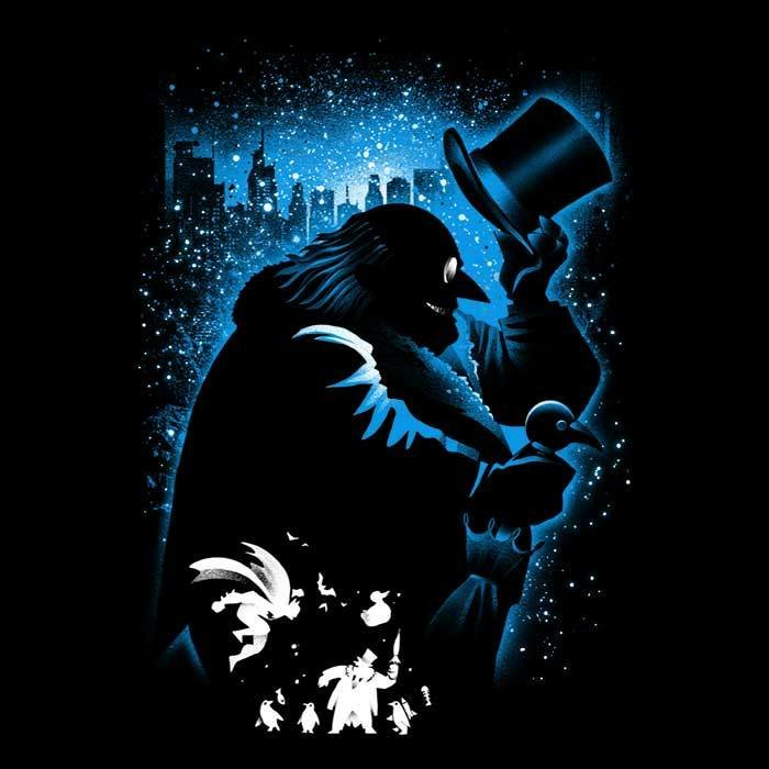Once Upon a Tee: The Gentleman of Crime