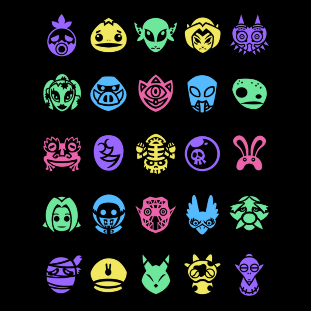 NeatoShop: The Mask Collector