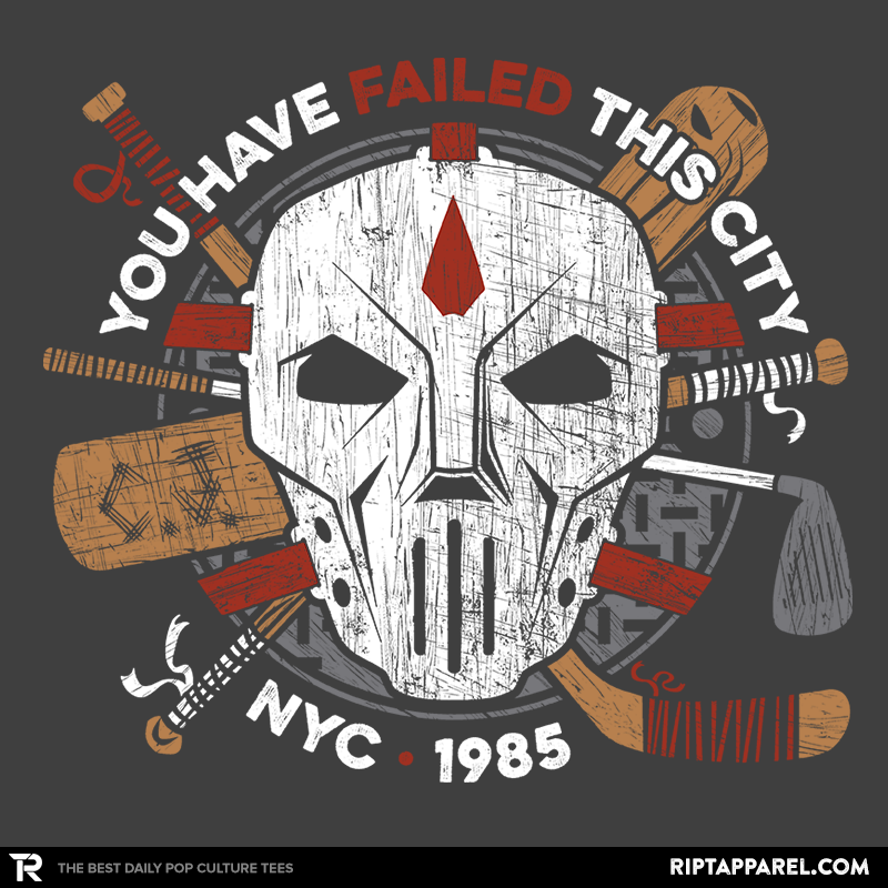 Ript: You Have Failed NYC