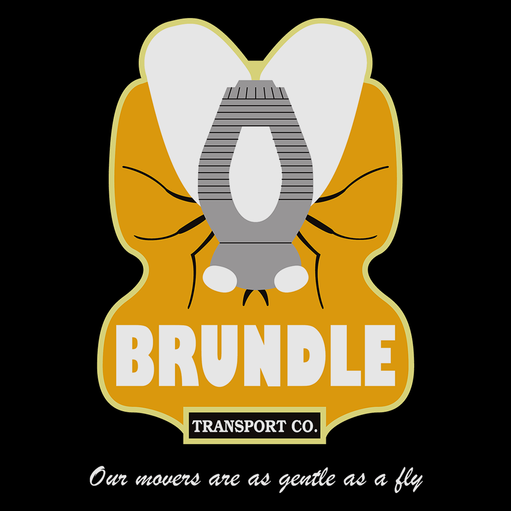 Pop-Up Tee: Brundle Transportation