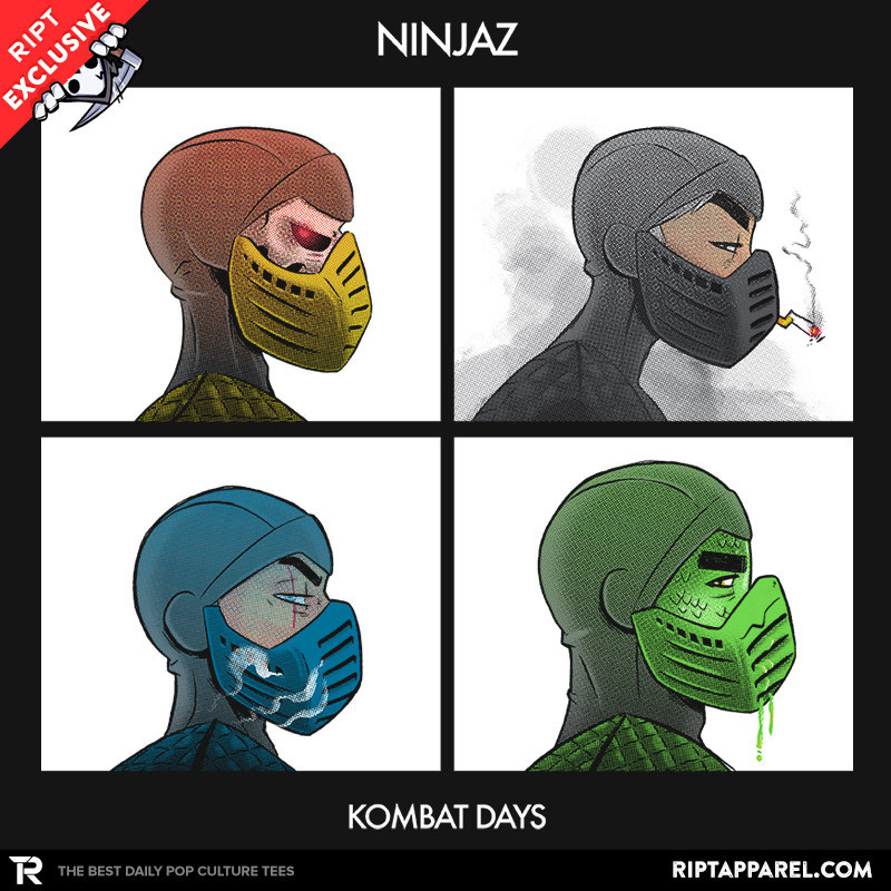 Ript: Kombat Days