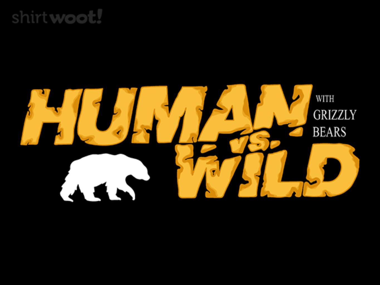 Woot!: Human vs. Wild