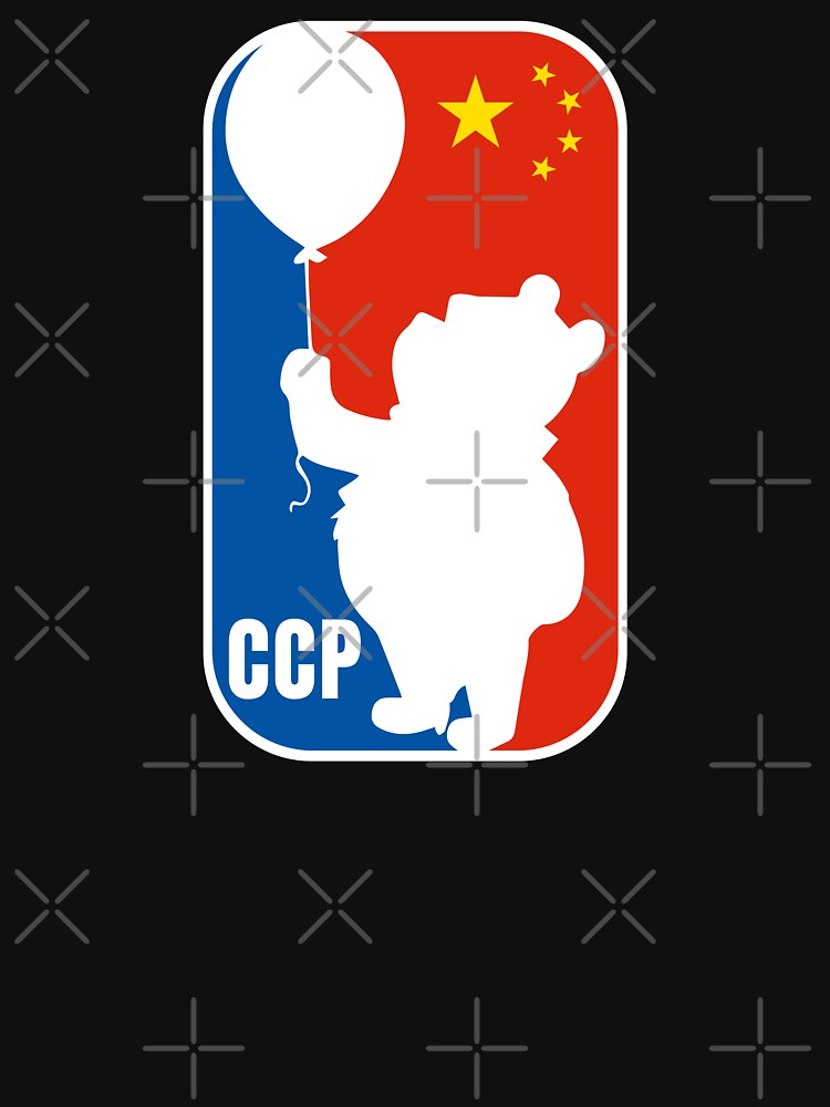 RedBubble: CCP Professional Basketball Sellouts to China