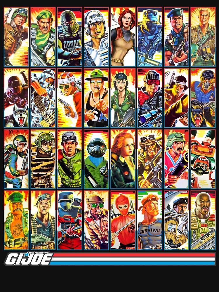 RedBubble: G.I. Joe in the 80s!