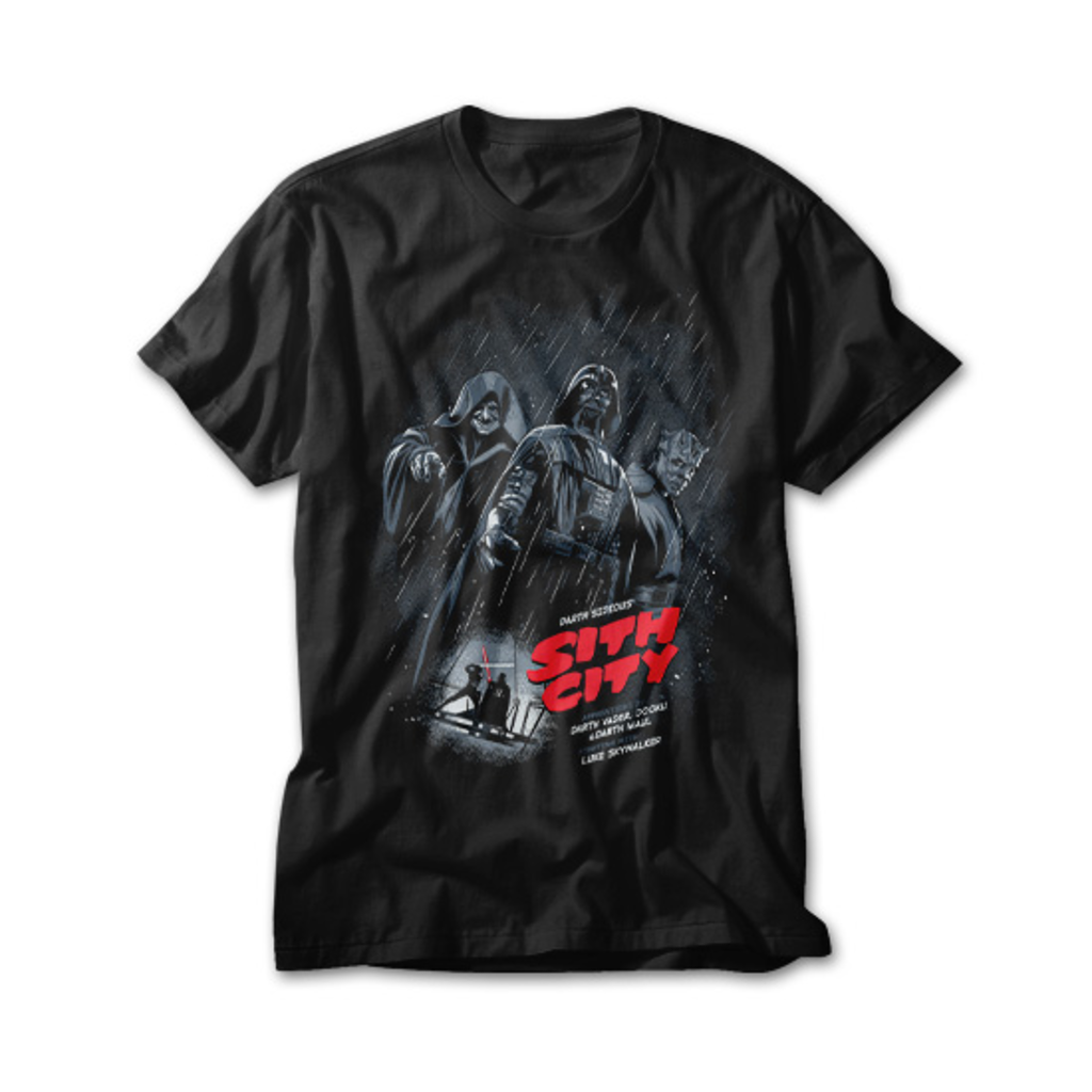OtherTees: Sith City