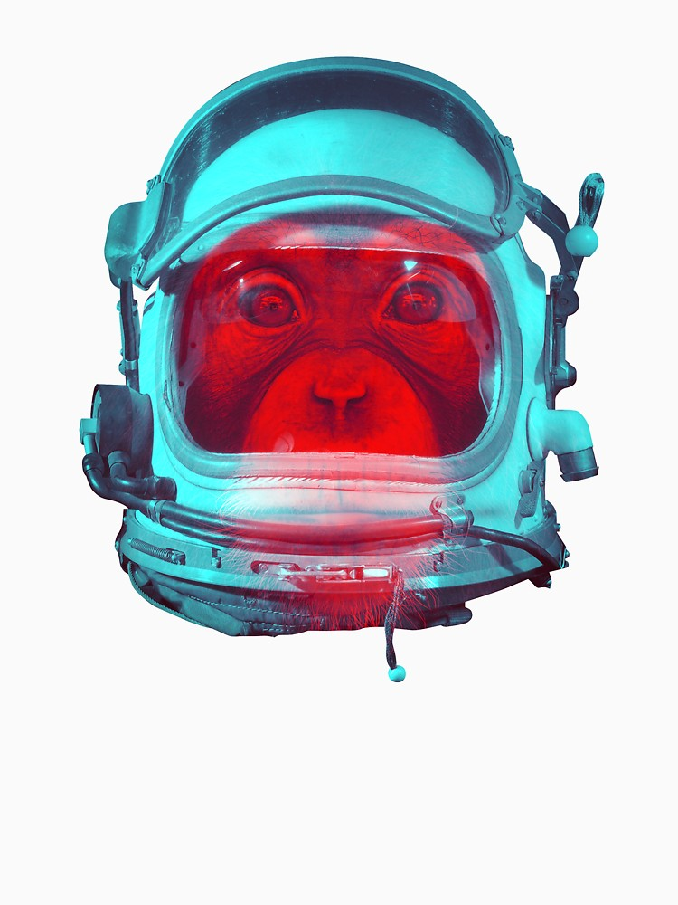 RedBubble: Space Monkey