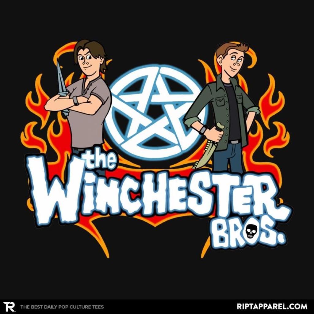 Ript: The Winchester Bros