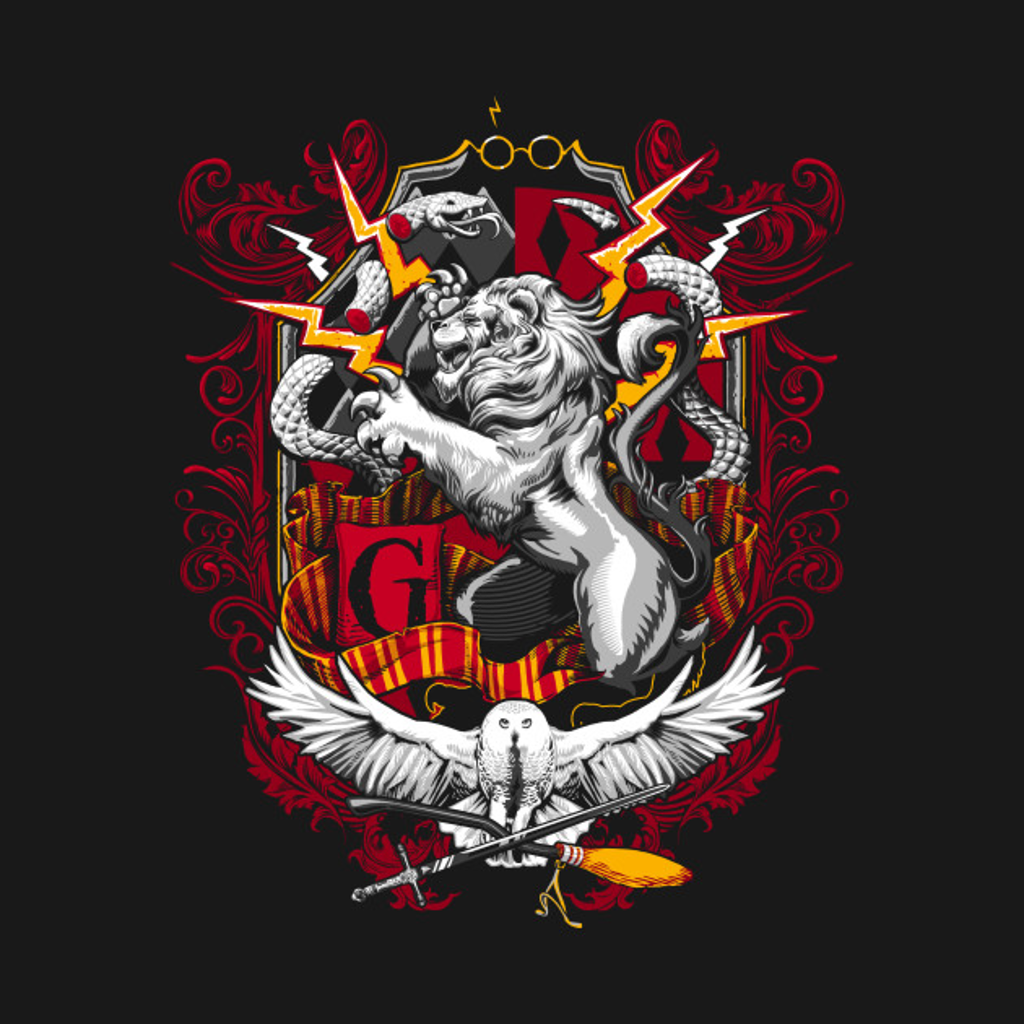 TeePublic: harry potter