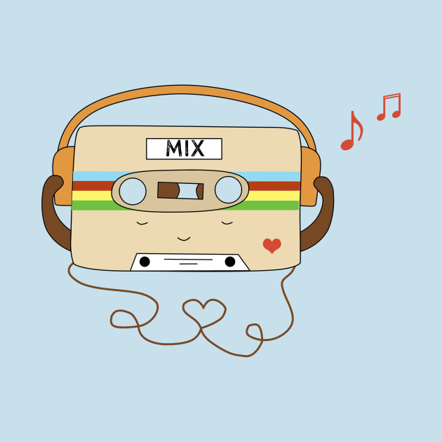 TeePublic: Mix Tape