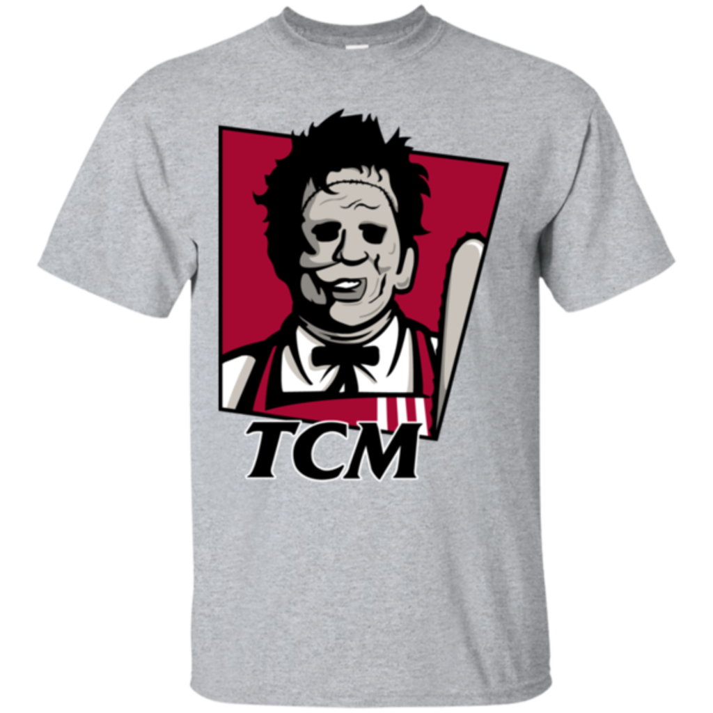 Pop-Up Tee: TCM