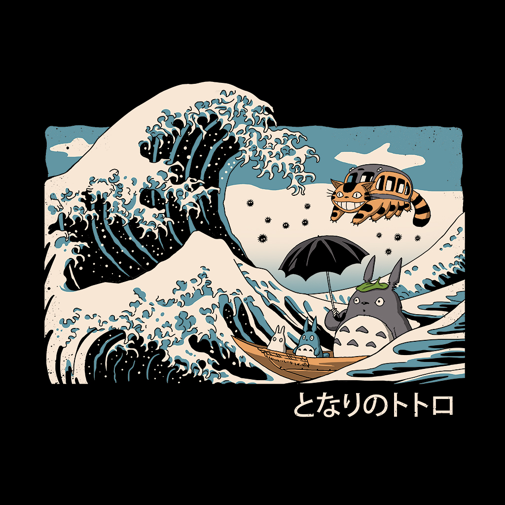 TeeTee: The Great Wave of Spirits