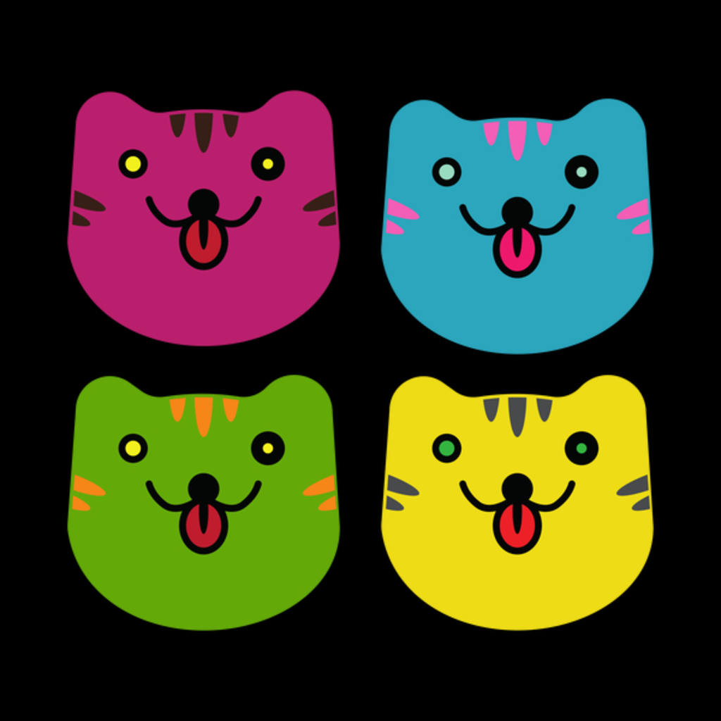NeatoShop: Colors Cats