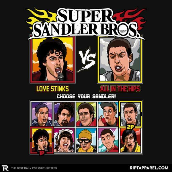 Ript: Super Sandler Bros