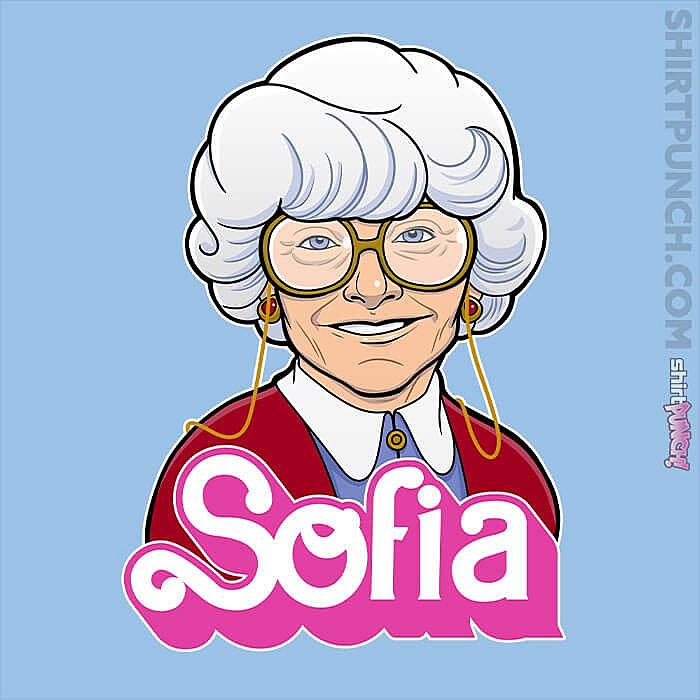 ShirtPunch: Sophia