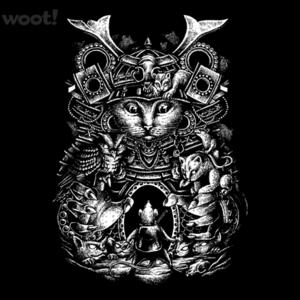 Woot!: Samurai Cat