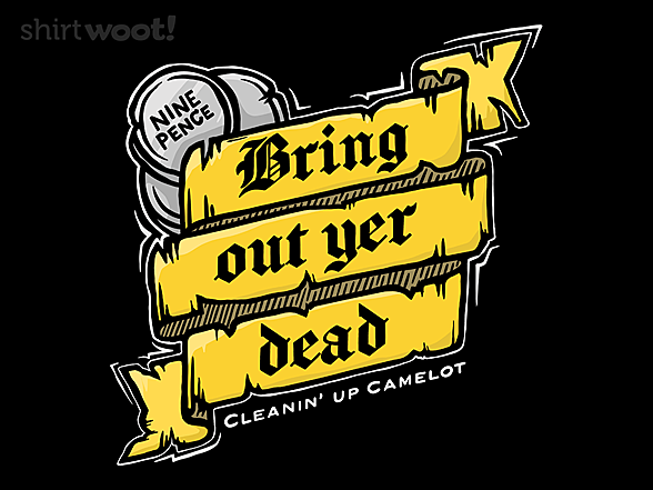 Woot!: Cleanin' Up Camelot