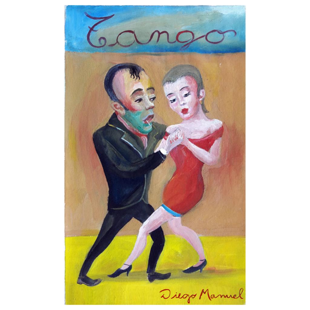 NeatoShop: Couple of tango dancers