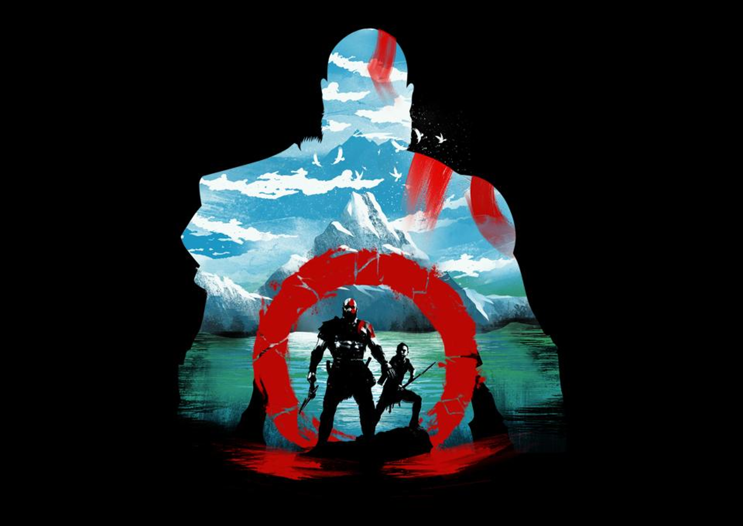 TeeFury: Father and Son Adventure