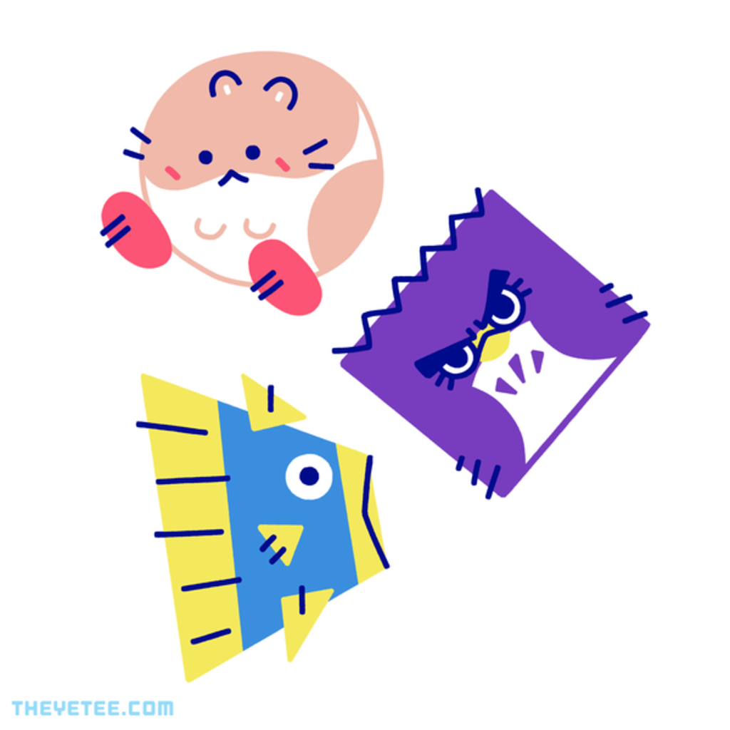 The Yetee: Friends