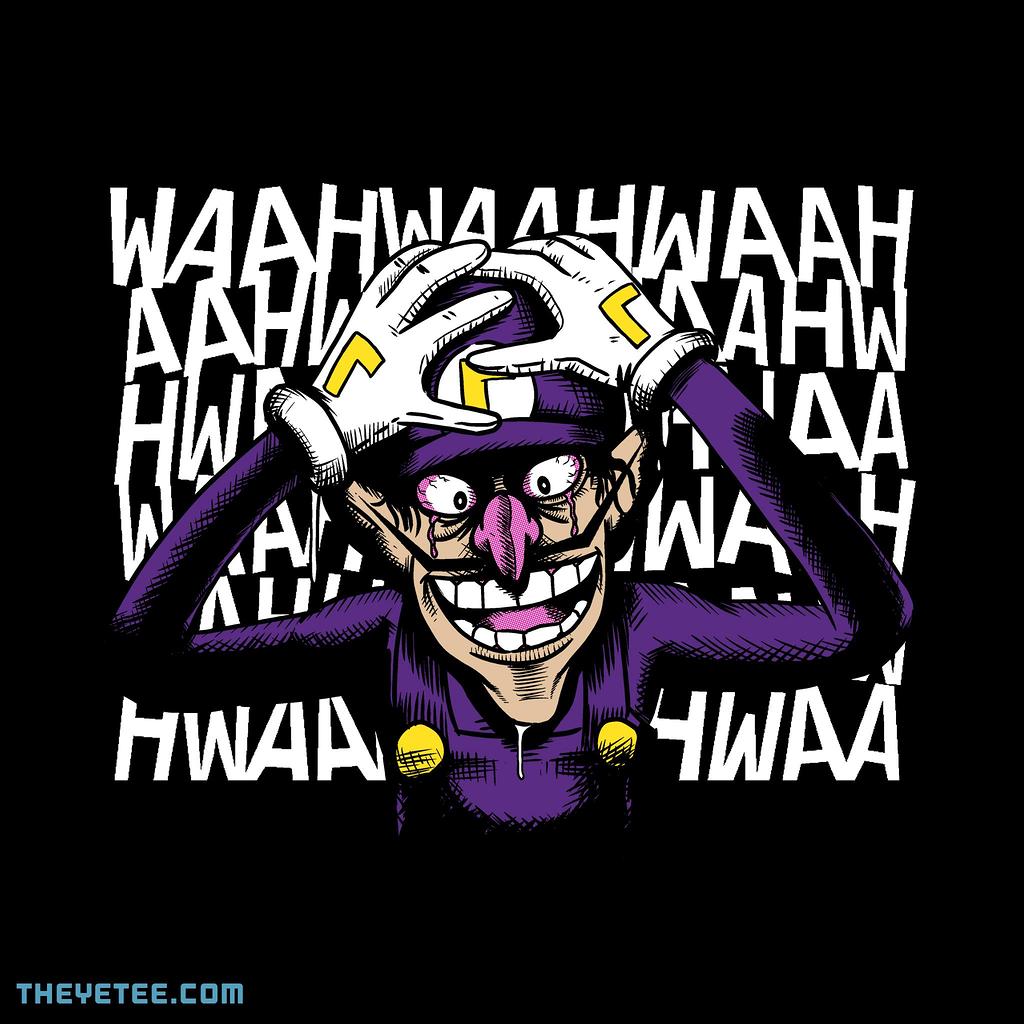 The Yetee: Waah! So Serious