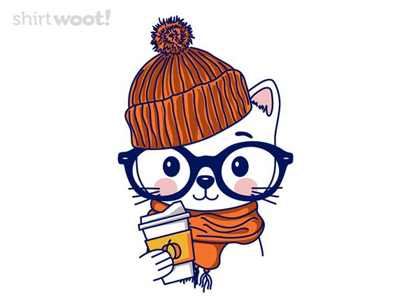 Woot!: Trendy Cat