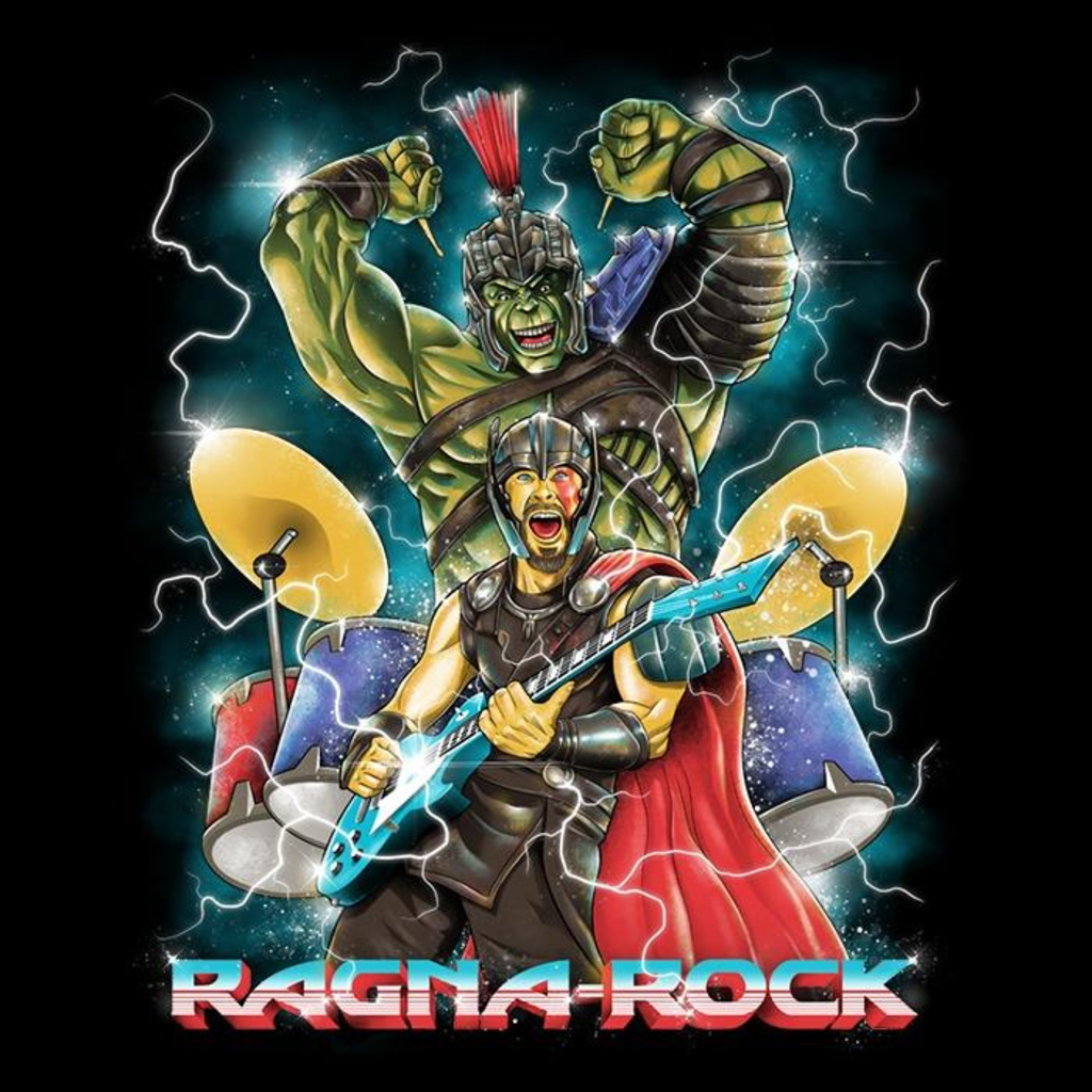 Once Upon a Tee: Ragna-Rock