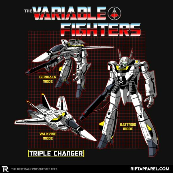 Ript: The Variable Fighters