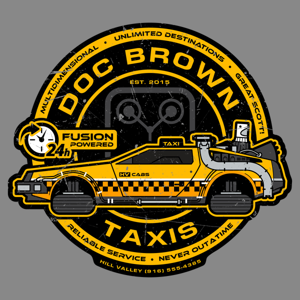 NeatoShop: Taxi to the Future