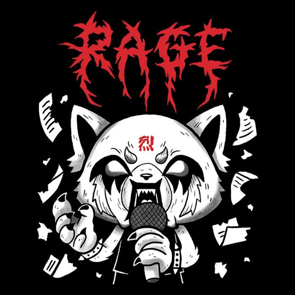 Once Upon a Tee: Rage Mood