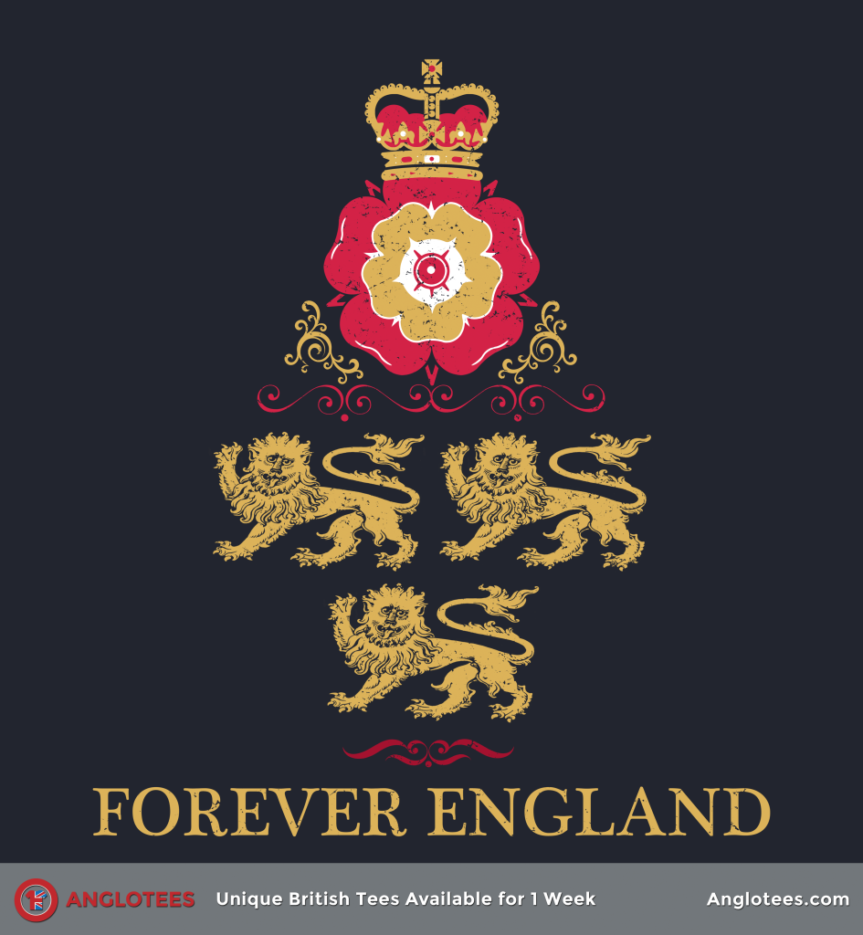 Anglotees: Forever England