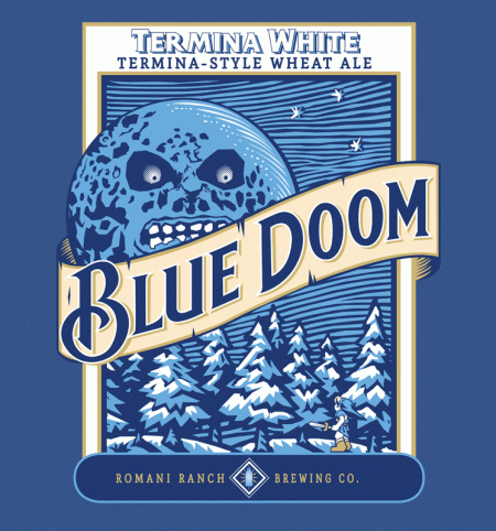 BustedTees: Blue Doom