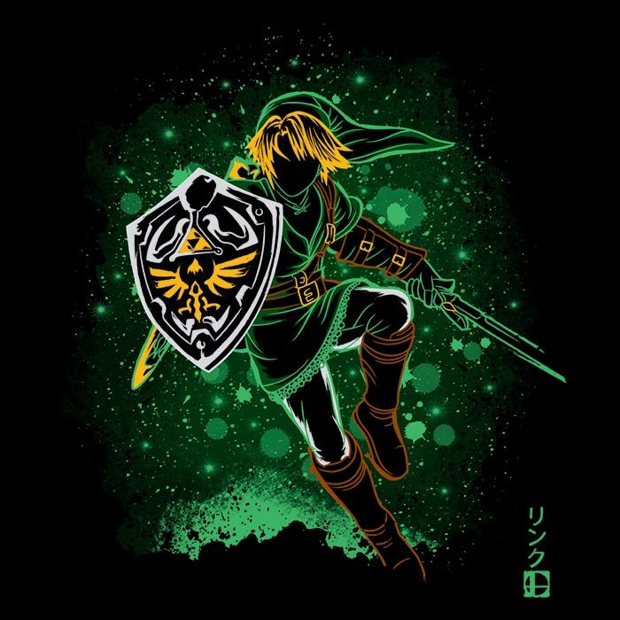 Once Upon a Tee: The Hyrulian