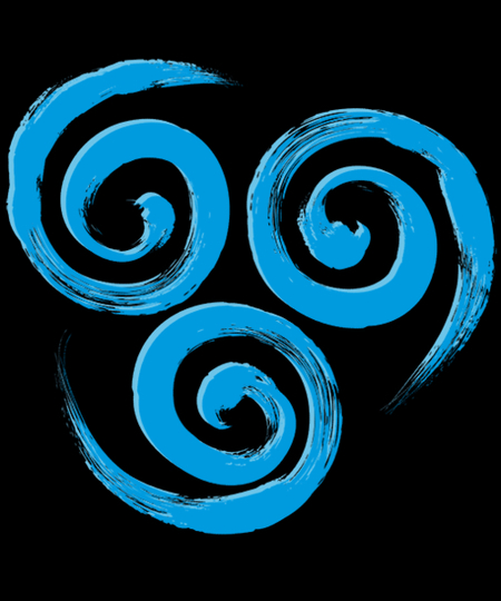Qwertee: Air symbol