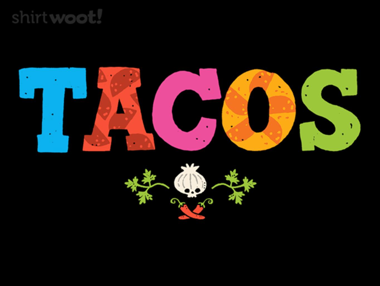 Woot!: Tacos Bonitos