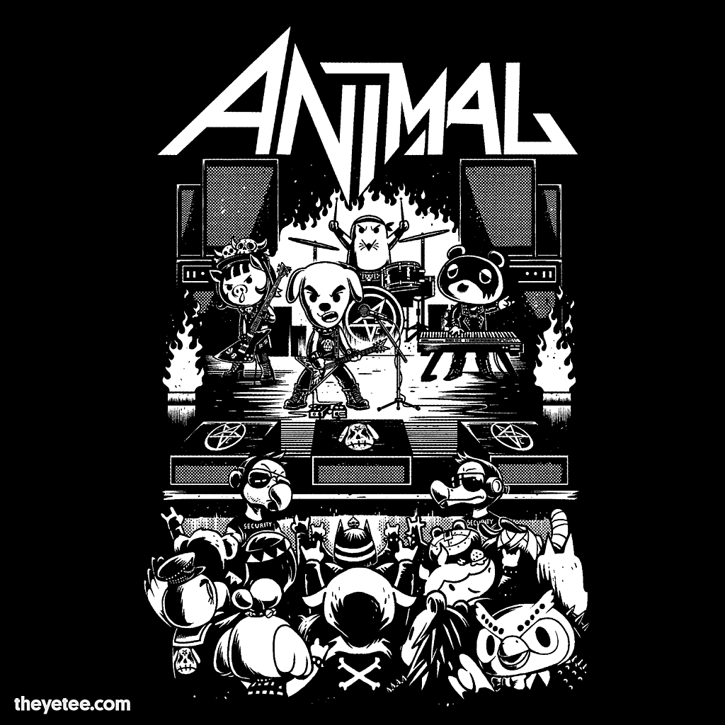 The Yetee: Animal!