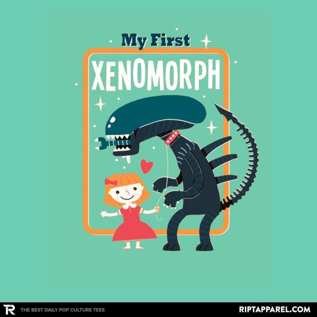 Ript: My First Xenomorph