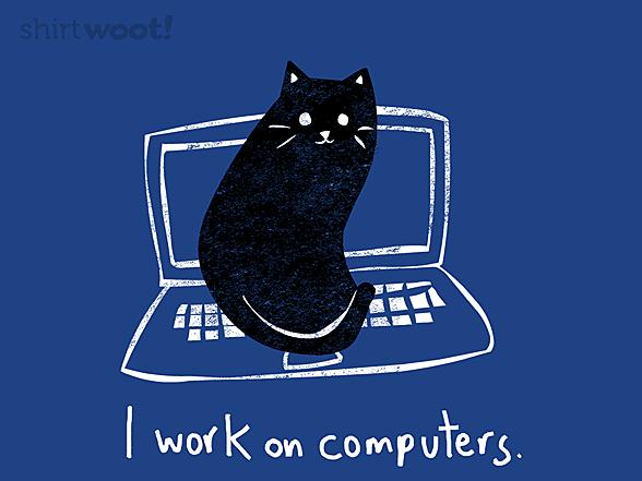 Woot!: Computer Work