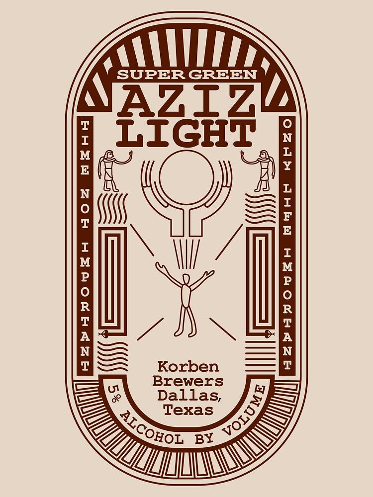 RedBubble: Aziz Light-The Divine Brew