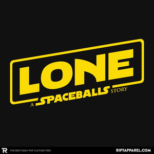 Ript: Lone - A Spaceball Story
