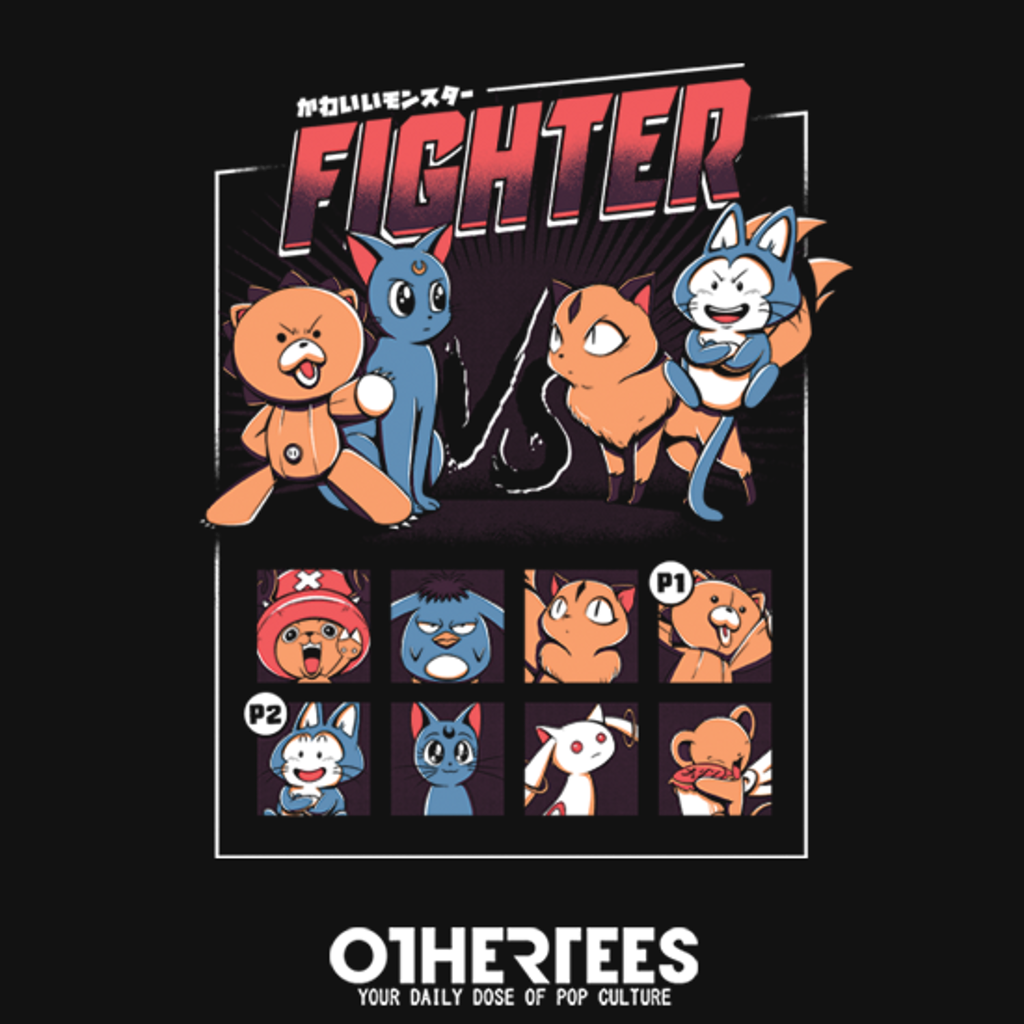 OtherTees: Anime fight