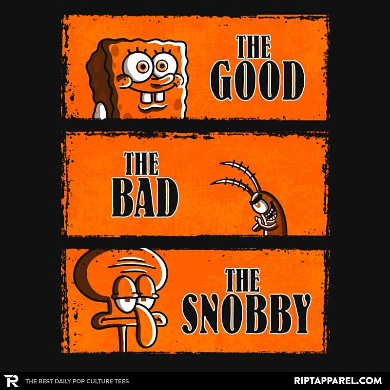 Ript: The Good, The Bad and The Snobby