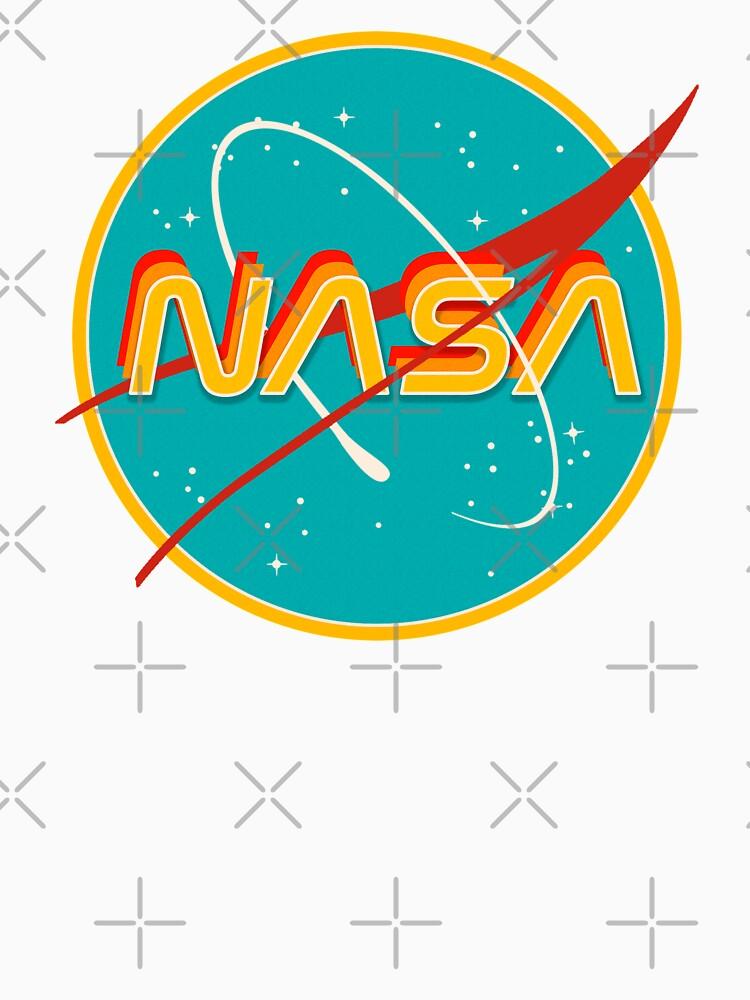 RedBubble: NASA RETRO