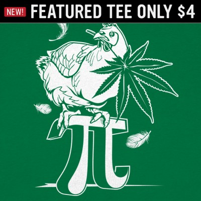 6 Dollar Shirts: Chicken Pot Pi