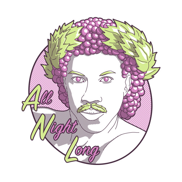 TeePublic: All Night Long