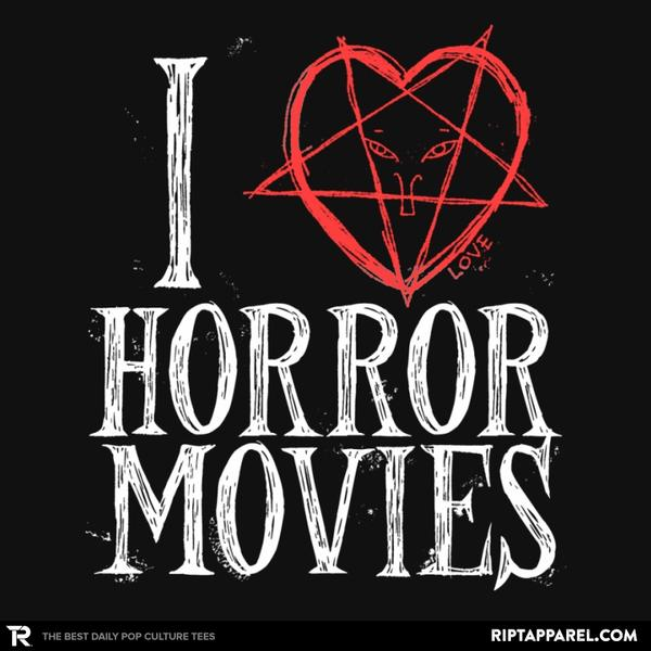 Ript: I Love Horror Movies